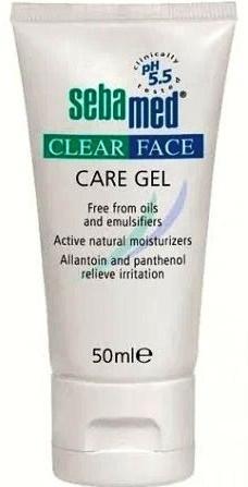 Clear Face Bakim Jeli 50 Ml-Sebamed